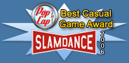 winner popcap award